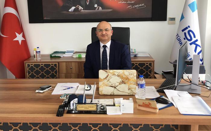 BUSİAD üyelerine Türkmen'den video konferanslı bilgilendirme