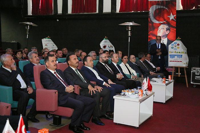 Kurutulmuş Zeytin Projesi Mudanya'da tanıtıldı