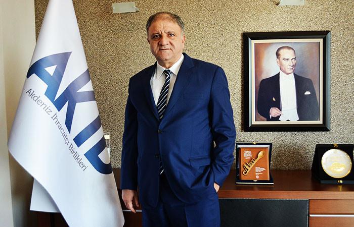 AHBİB'den 107 milyon dolarlık rekor ihracat