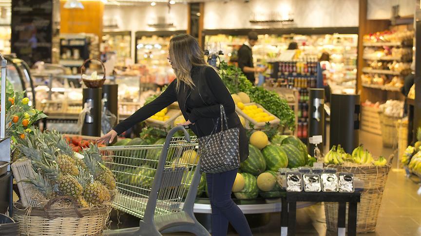 İstanbul'un nisan enflasyonu açıklandı