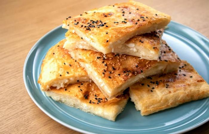 Çıtır çıtır, besleyici lezzet: Börek