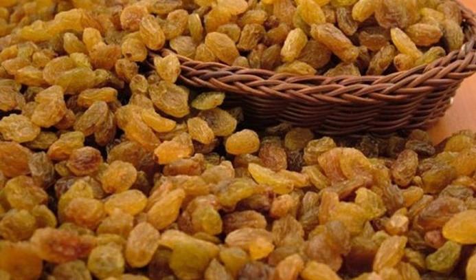 Kuru üzüm ihracatından 383 milyon dolar gelir