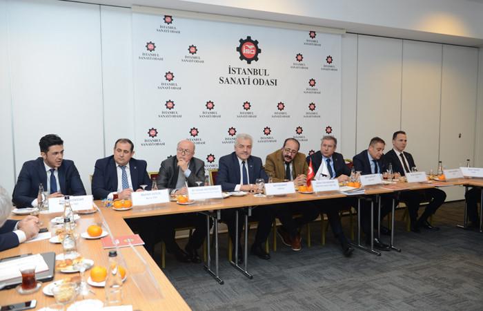 İSO Türkiye İhracat İklimi Endeksi nisanda 52,2 oldu