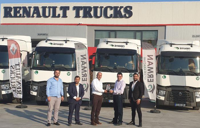 İmsan Group araç filosunu genişletiyor