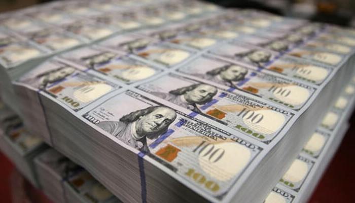 Net UYP açığı 314,7 milyar dolara düştü