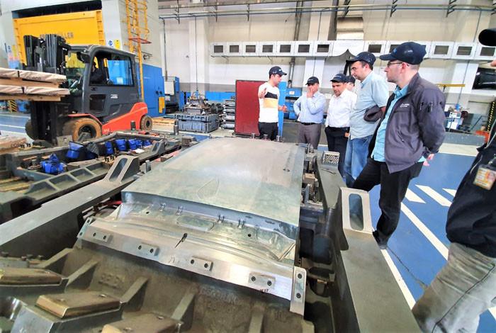 DOSAB'dan firmalara yalın üretim danışmanlığı
