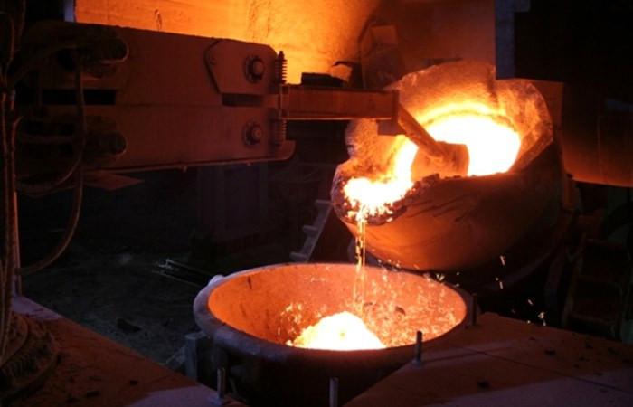 Küresel ham çelik üretimi nisanda düştü