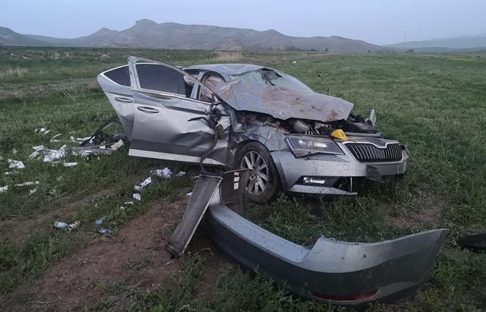 AK Partili meclis üyesi trafik kazasında yaşamını yitirdi