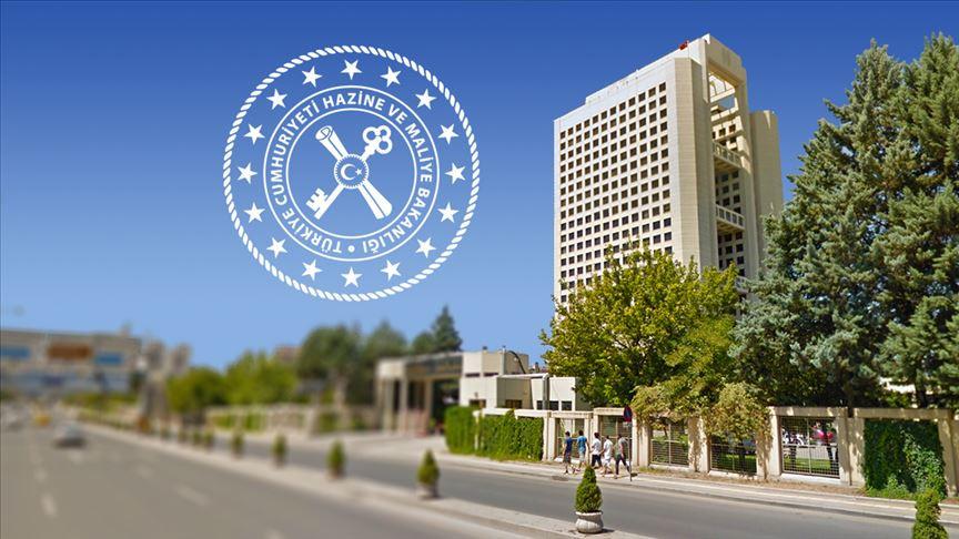 Hazine 8,83 milyar lira borçlandı