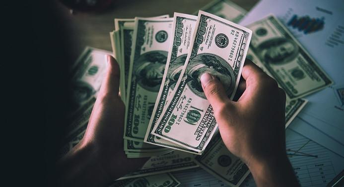 Dolar/TL, 7,10'a dayandı