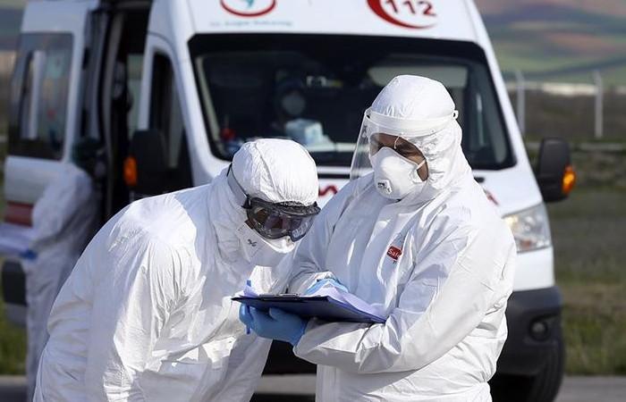 Türkiye'de koronavirüsten can kaybı 3 bin 584