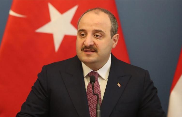 """Bakan Varank'tan """"sanayide üretime devam"""" mesajı"""