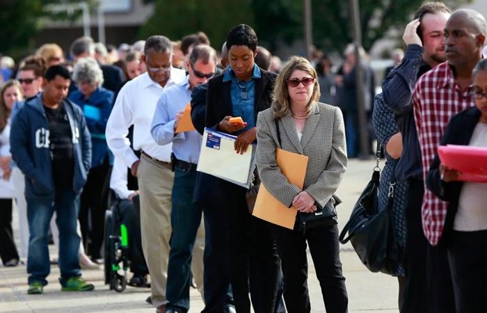ABD'de son 7 haftada 33 milyon işsiz