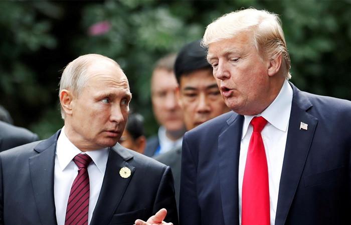"""Trump ile Putin arasında """"COVID-19"""" görüşmesi"""