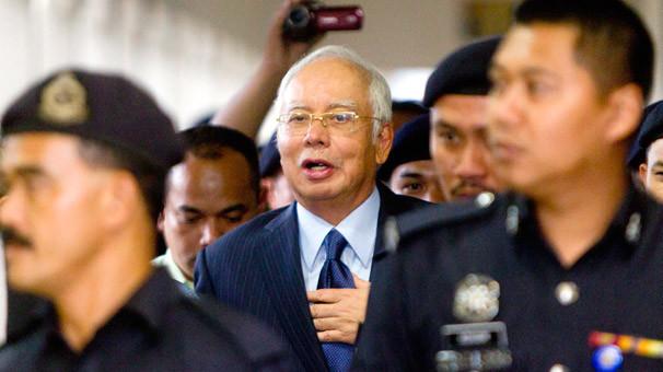 Necip Rezak'ın 171 milyon dolarlık serveti Malezya hükümetine geçecek