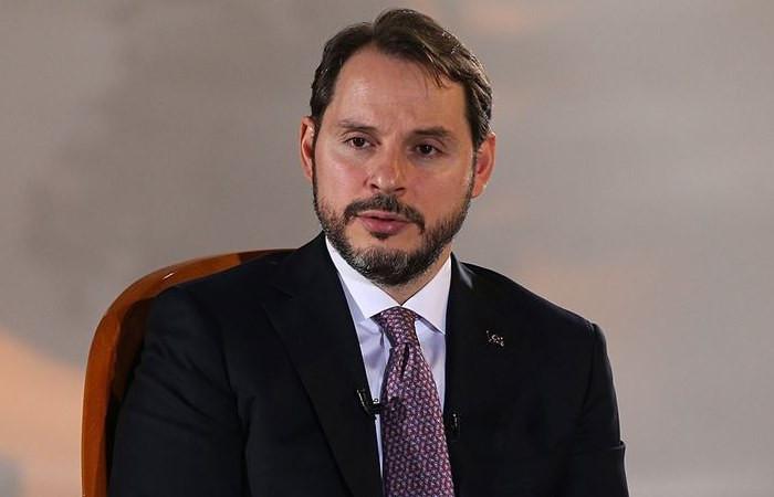 Bakan Albayrak'tan 'TANAP' açıklaması