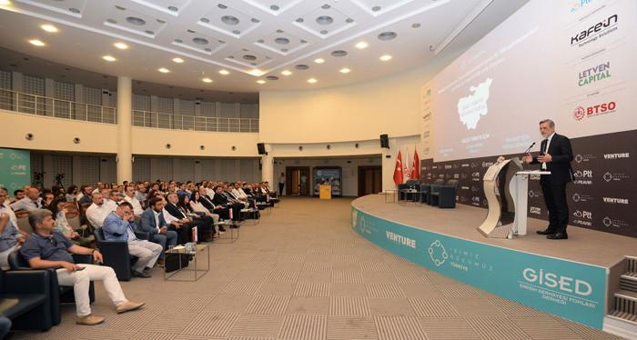 'İşimiz Gücümüz Türkiye' etkinliği Bursa'da