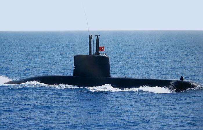 Akdeniz'de Türk ve İtalyan denizaltılarıyla ortak eğitim