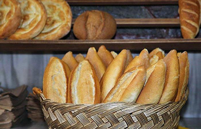 Samsun'da ekmeğe yüzde 9 zam
