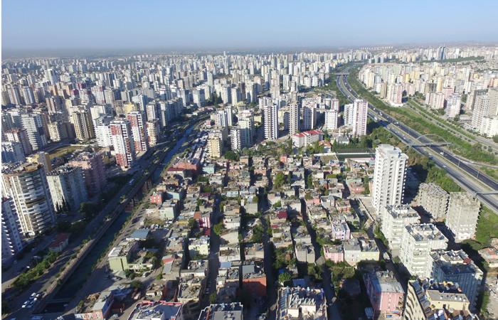 Adana Sarıçam'da yeni konutların yüzde 70'i satıldı