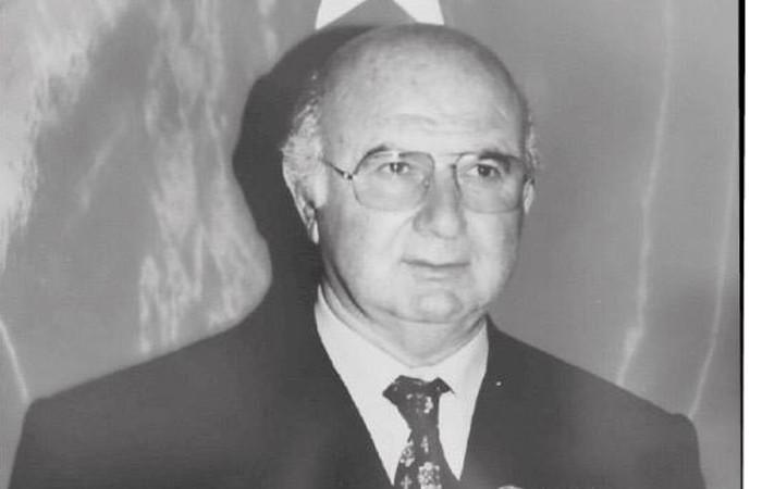 Pimtaş'ın Onursal Başkanı Cevat Tahmaz, son yolculuğuna uğurlandı