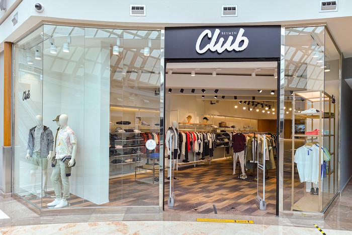 Beymen Club, erkeklere özel ilk mağazasını açtı