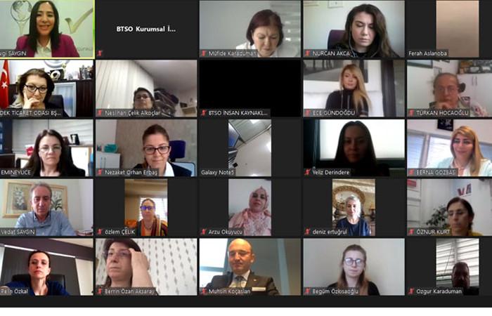 Kadın girişimcilerin dijital girişimcilik zirvesi sona erdi