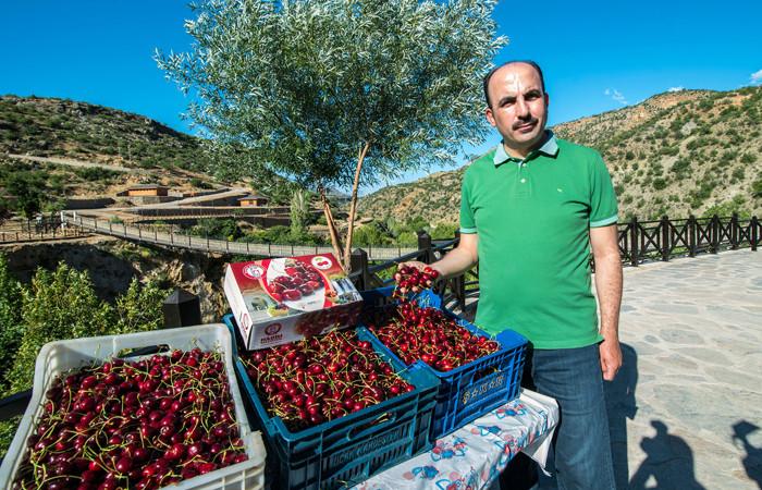 """""""Konya'da tarımsal ürün çeşitliliğini artıracağız"""""""