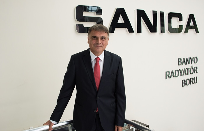 Sanica'dan 20 milyon dolarlık fabrika yatırımı