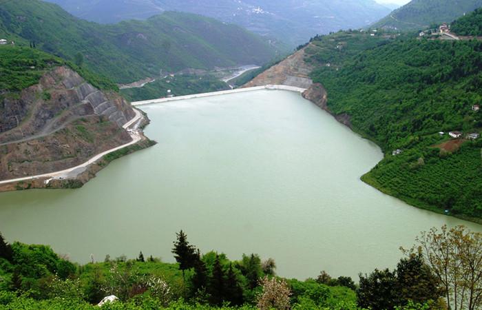 Trabzon'a yıllık 73 milyon metreküp içme suyu verilecek