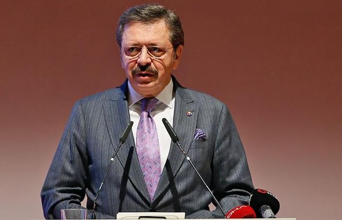 TOBB Başkanı Hisarcıklıoğlu: Katma değerli üretim ve yatırım artacak