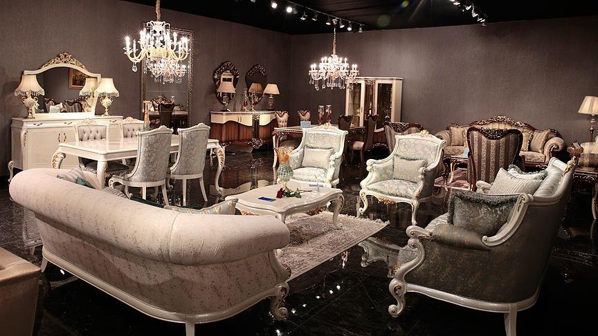 Türk mobilyası Çin'de görücüye çıkıyor