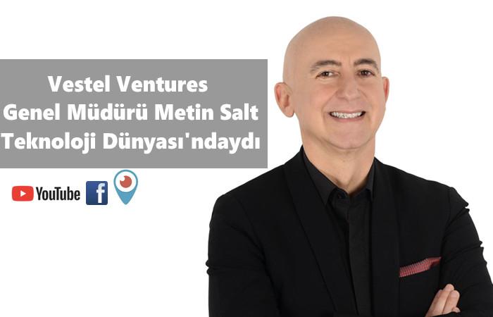 Metin Salt DÜNYA'da