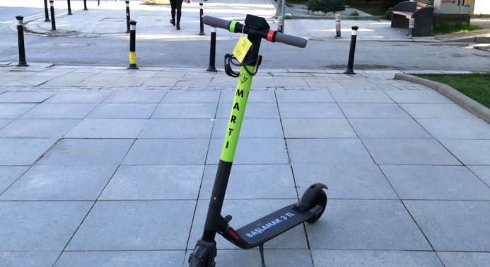 Elektrikli scooter girişimi Martı, 25 milyon dolar yatırım aldı