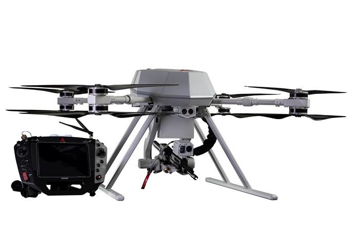 """Silahlı drone Songar'a """"Yerli Malı Belgesi"""""""