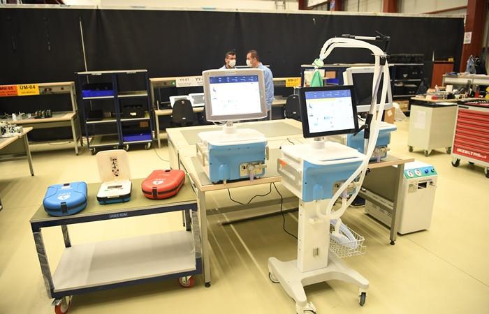 İlk tıbbi cihaz bu yıl piyasaya sürülecek