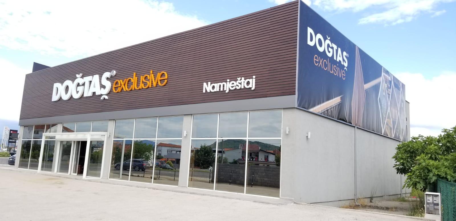 Doğtaş'tan yurtdışına 4 yeni mağaza