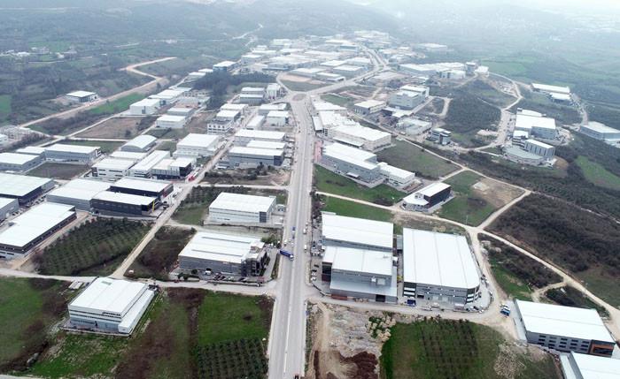 Kayapa OSB, teknolojisi yüksek yatırımları çekmek için önceliği altyapıya verdi