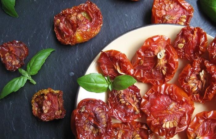 Niğde'nin güneşte kurutulmuş domatesi 6 ülkeye ihraç ediliyor