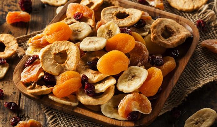 Kuru meyve sektörü ilk yarıda 605 milyon dolarlık ihracat yaptı