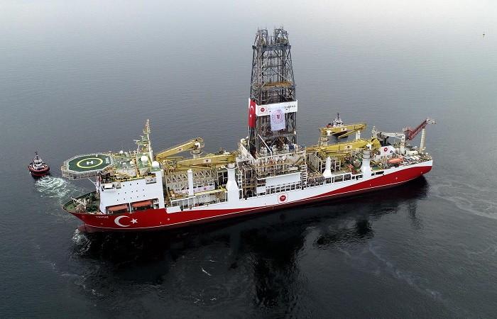 Fatih Sondaj Gemisi nerede? Türkiye'nin sondaj gemileri