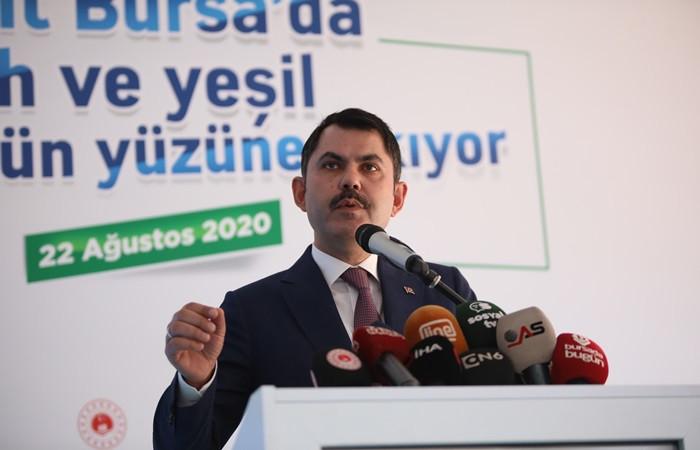 Bursa'da kentsel dönüşümle 'tarihi  yapılar' ortaya çıkacak