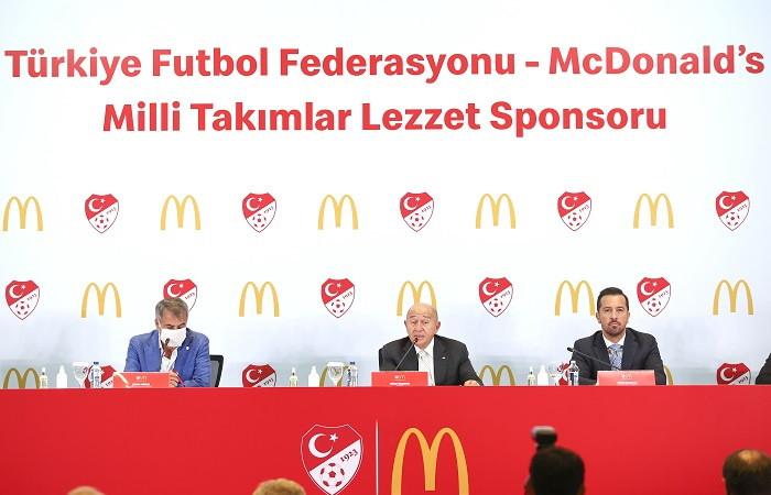 Milli takımlara yeni sponsor