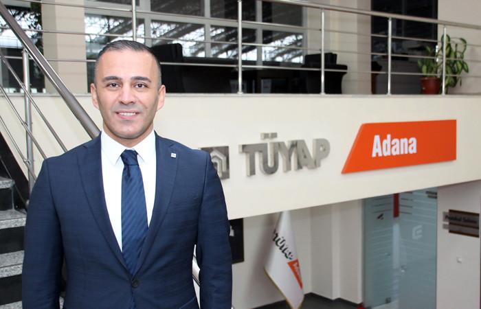 Adana'da ilk hibrit fuar ekimde açılacak