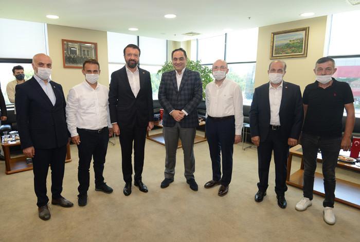 İran, işbirliği için Bursa'ya geldi