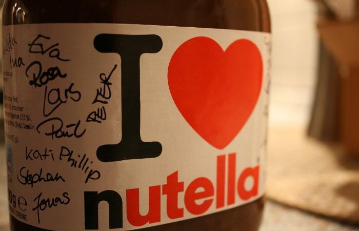 """Nutella önce """"Helal değiliz"""" dedi, sonra özür diledi"""