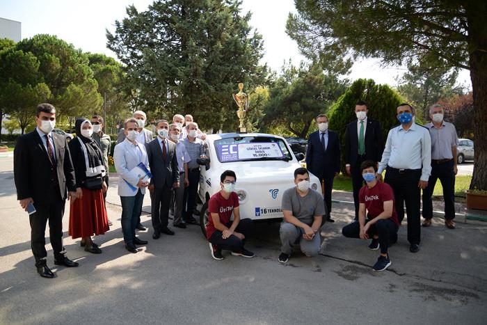 Elektrikli ve hibrit araç teknolojilerinde işbirliği