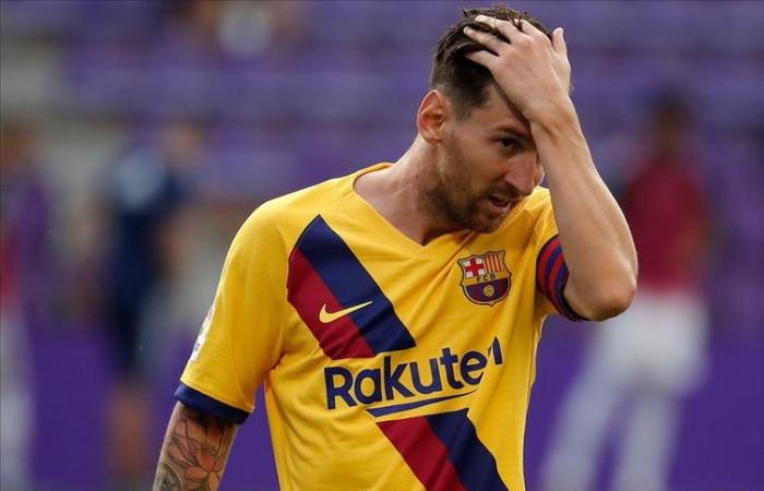 Messi'nin babasından ayrılık açıklaması