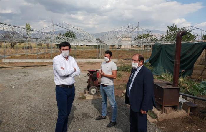 Erzincan'da seracılık yaygınlaşıyor