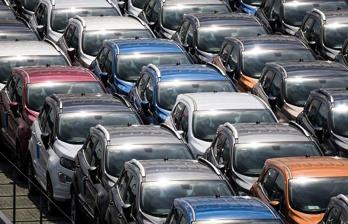 Trafikteki araç sayısı 598 bin arttı